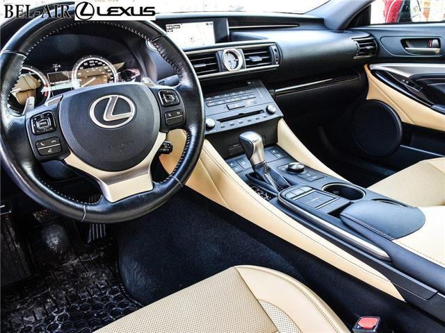 2015 Lexus RC 350 Base (Stk: L0479) in Ottawa - Image 15 of 29