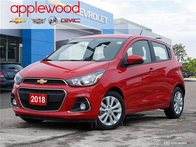 2018 Chevrolet Spark 1LT CVT (Stk: 4268A) in Mississauga - Image 1 of 27