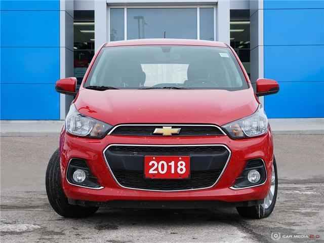 2018 Chevrolet Spark 1LT CVT (Stk: 4268A) in Mississauga - Image 2 of 27