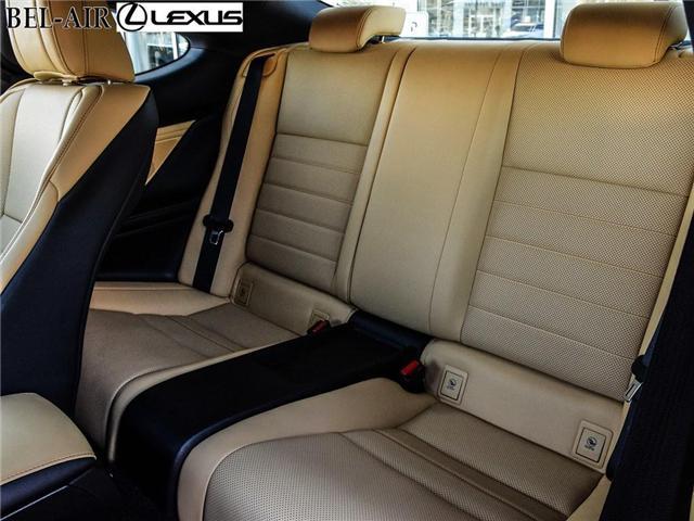 2015 Lexus RC 350 Base (Stk: L0479) in Ottawa - Image 18 of 29