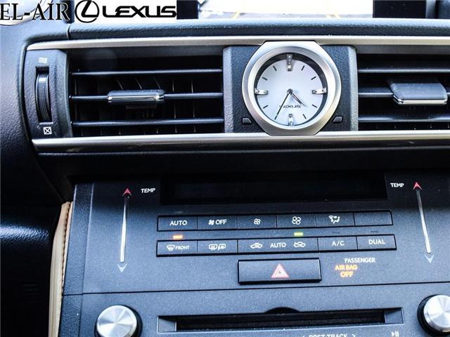 2015 Lexus RC 350 Base (Stk: L0479) in Ottawa - Image 20 of 29