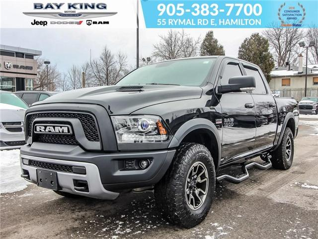2017 RAM 1500 Rebel (Stk: 197049A) in Hamilton - Image 1 of 24