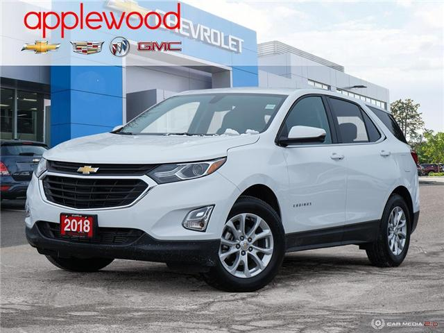 2018 Chevrolet Equinox LT (Stk: 6893A) in Mississauga - Image 1 of 27