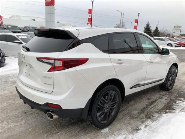 2019 Acura RDX A-Spec (Stk: P7021) in Georgetown - Image 2 of 11