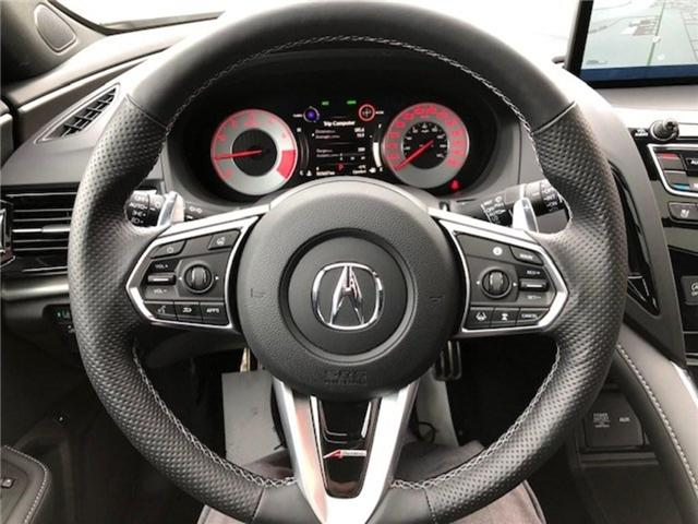 2019 Acura RDX A-Spec (Stk: P7021) in Georgetown - Image 4 of 11