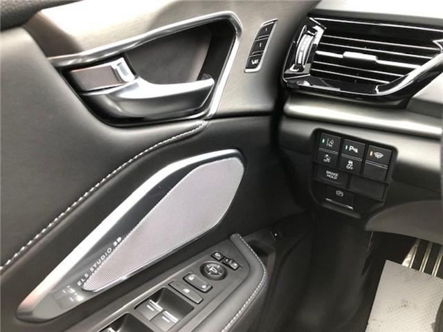 2019 Acura RDX A-Spec (Stk: P7021) in Georgetown - Image 11 of 11