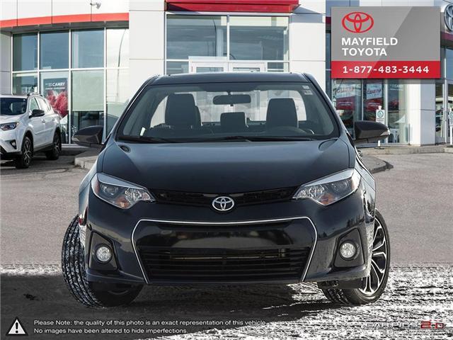 2016 Toyota Corolla S (Stk: 1802635A) in Edmonton - Image 2 of 20