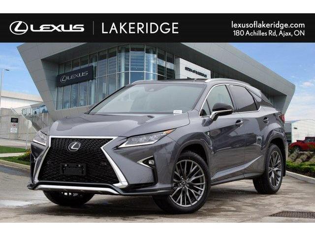 2019 Lexus RX 350 Base (Stk: L19257) in Toronto - Image 1 of 27