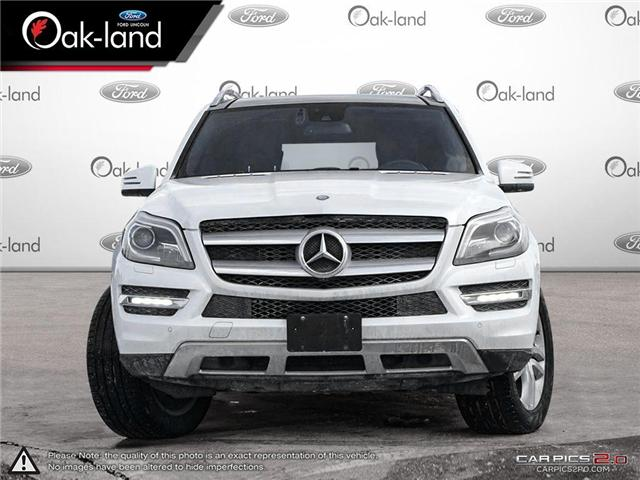 2015 Mercedes-Benz GL-Class Base (Stk: 9N005A) in Oakville - Image 2 of 27