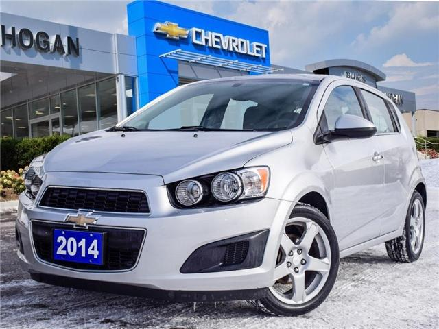 2014 Chevrolet Sonic LT Auto (Stk: A140110) in Scarborough - Image 1 of 25