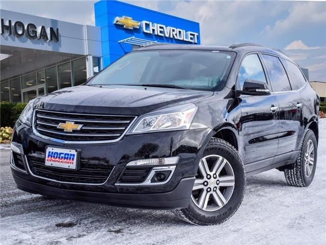 2017 Chevrolet Traverse 1LT (Stk: WU128510) in Scarborough - Image 1 of 26