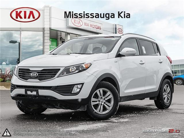 2013 Kia Sportage LX (Stk: 7549P) in Mississauga - Image 1 of 26