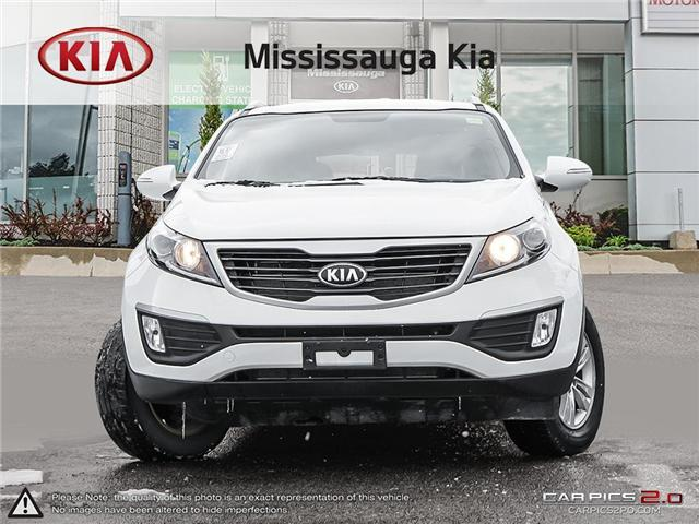 2013 Kia Sportage LX (Stk: 7549P) in Mississauga - Image 2 of 26