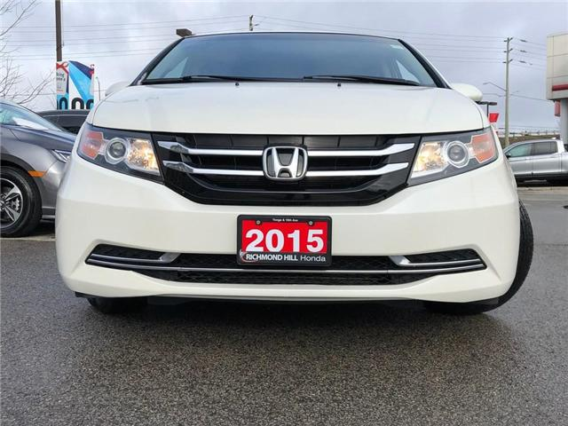 2015 Honda Odyssey EX (Stk: 190086P) in Richmond Hill - Image 2 of 22