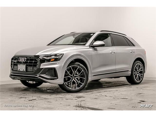 2019 Audi Q8 55 Technik (Stk: T16323) in Vaughan - Image 1 of 22