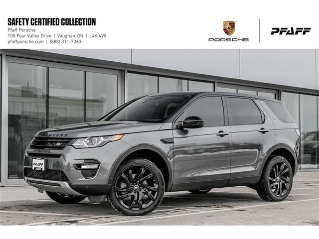 2015 Land Rover Discovery Sport HSE Luxury (Stk: EM002) in Vaughan - Image 1 of 22