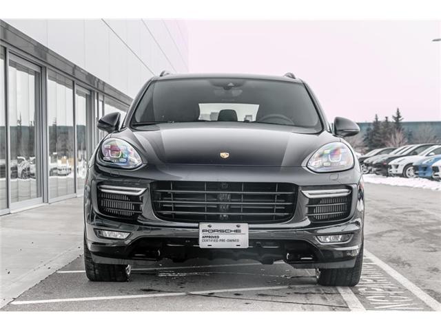2016 Porsche Cayenne GTS w/ Tip (Stk: U7707) in Vaughan - Image 2 of 22