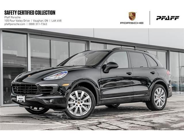 2018 Porsche Cayenne S w/ Tip (Stk: P13886) in Vaughan - Image 1 of 22