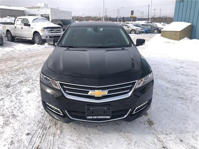 2018 Chevrolet Impala 1LT (Stk: 3624D) in Thunder Bay - Image 2 of 12