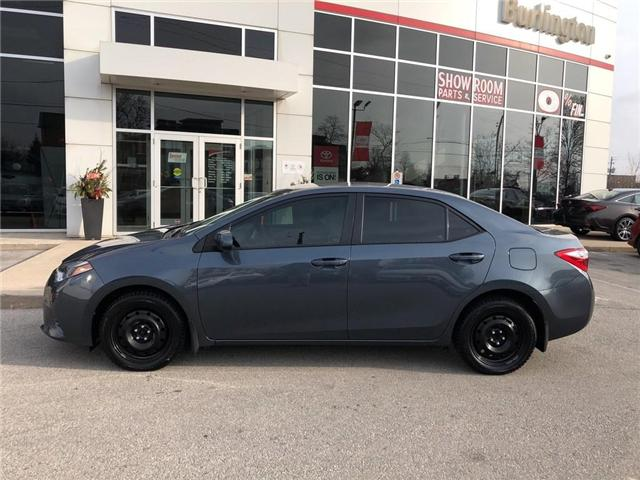 2016 Toyota Corolla  (Stk: U10495) in Burlington - Image 2 of 17