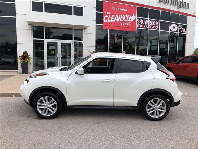 2017 Nissan Juke  (Stk: U10401) in Burlington - Image 2 of 19
