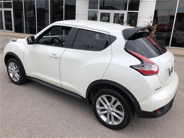 2017 Nissan Juke  (Stk: U10401) in Burlington - Image 3 of 19