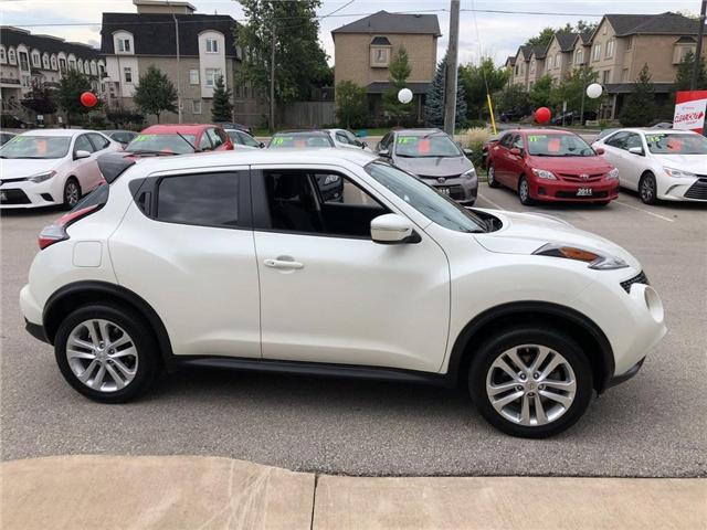 2017 Nissan Juke  (Stk: U10401) in Burlington - Image 6 of 19