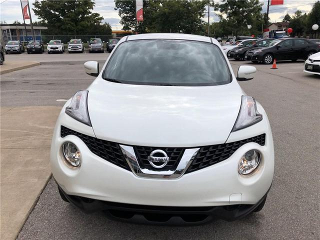 2017 Nissan Juke  (Stk: U10401) in Burlington - Image 8 of 19