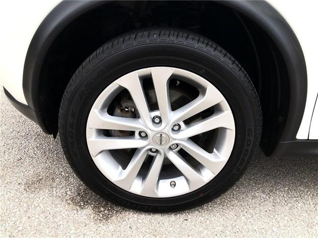 2017 Nissan Juke  (Stk: U10401) in Burlington - Image 10 of 19