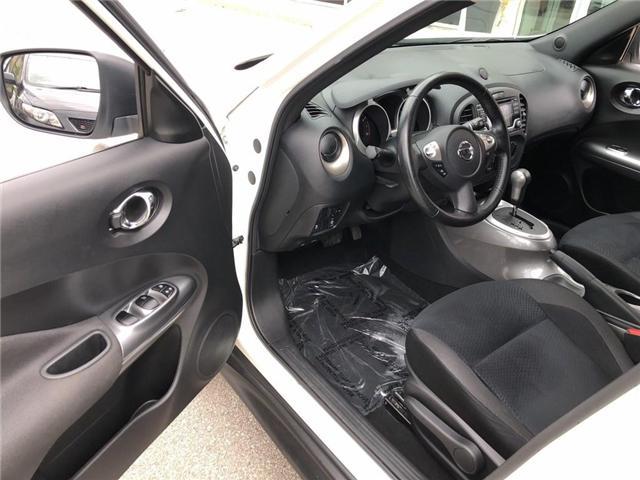 2017 Nissan Juke  (Stk: U10401) in Burlington - Image 11 of 19