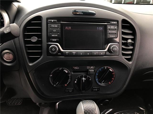 2017 Nissan Juke  (Stk: U10401) in Burlington - Image 15 of 19