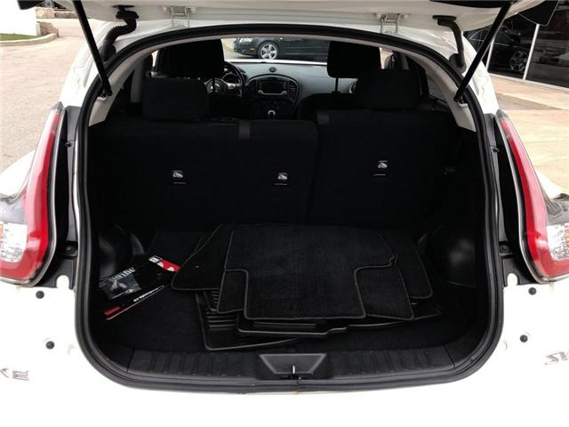 2017 Nissan Juke  (Stk: U10401) in Burlington - Image 18 of 19