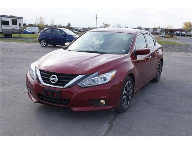 2018 Nissan Altima  (Stk: 18A250) in Kingston - Image 2 of 19