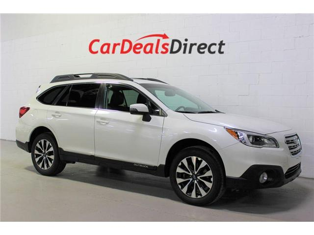 2016 Subaru Outback 2.5i Limited Package (Stk: 309536) in Vaughan - Image 1 of 30