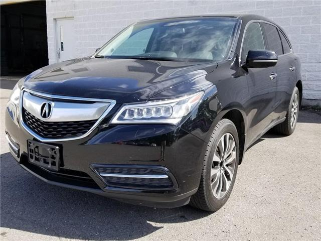 2015 Acura MDX Technology Package (Stk: 18P138) in Kingston - Image 2 of 23