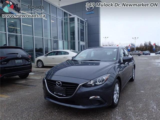 2016 Mazda Mazda3 GS (Stk: 14138) in Newmarket - Image 1 of 30