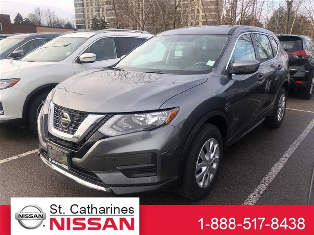 2019 Nissan Rogue  (Stk: RG19020) in St. Catharines - Image 1 of 5