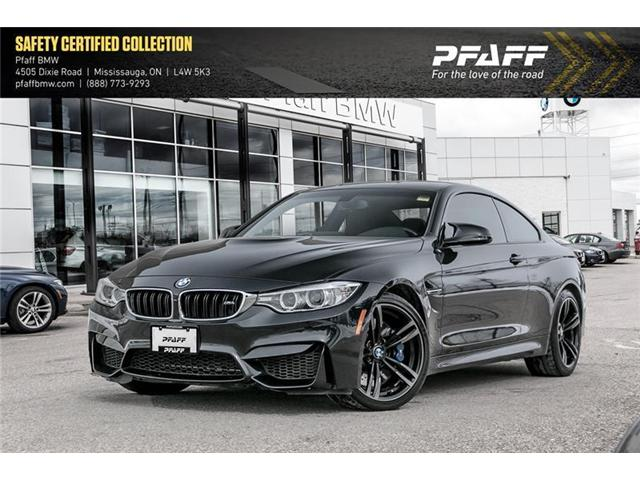 2016 BMW M4 Base (Stk: PL19735A) in Mississauga - Image 1 of 22