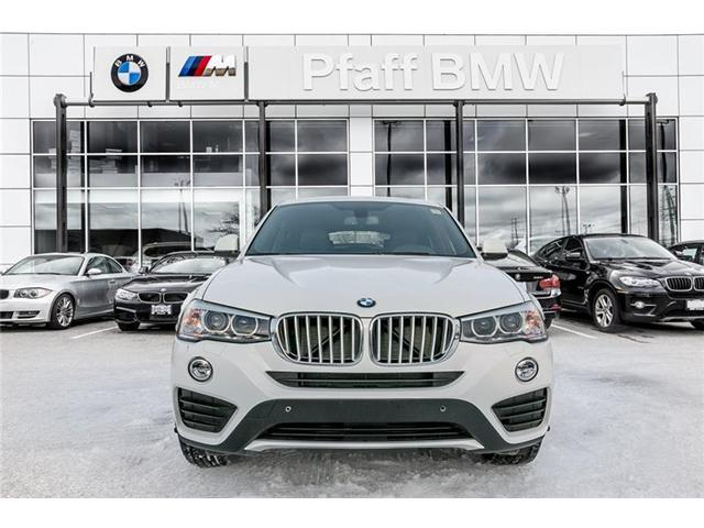 2016 BMW X4 xDrive28i (Stk: U5306) in Mississauga - Image 2 of 21