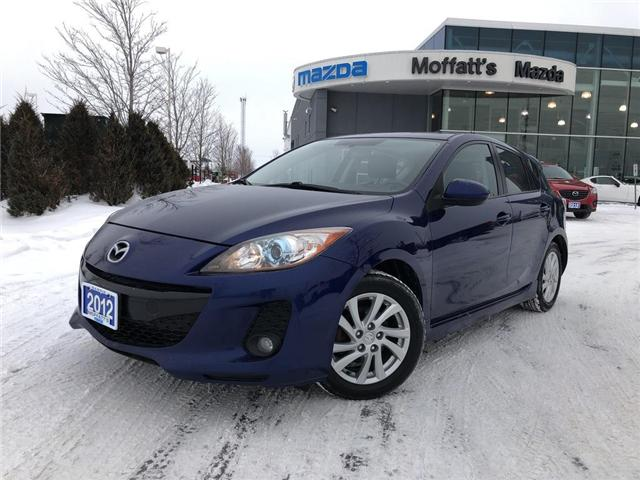 2012 Mazda Mazda3 GS-SKY (Stk: P6890A) in Barrie - Image 1 of 20