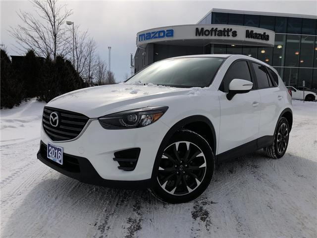 2016 Mazda CX-5 GT (Stk: 27304) in Barrie - Image 1 of 23