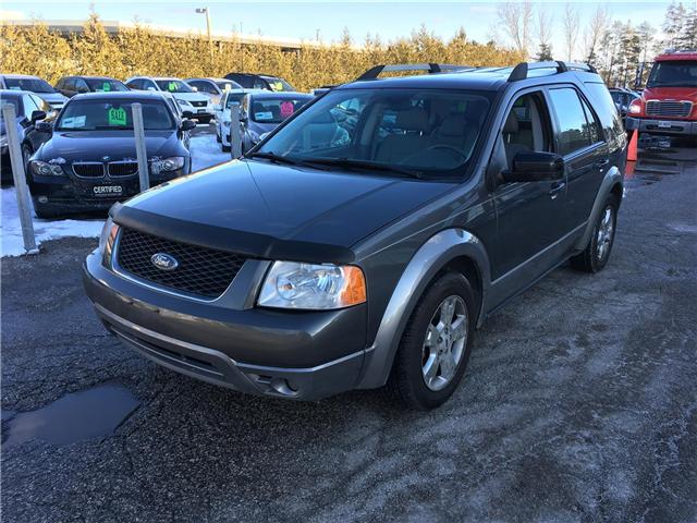 2006 Ford Freestyle SEL AWD (Stk: P3630) in Newmarket - Image 1 of 19