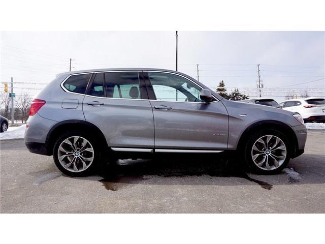 2015 BMW X3 xDrive28i (Stk: HR737A) in Hamilton - Image 5 of 30