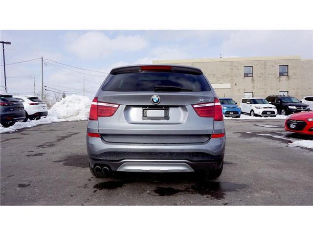 2015 BMW X3 xDrive28i (Stk: HR737A) in Hamilton - Image 7 of 30