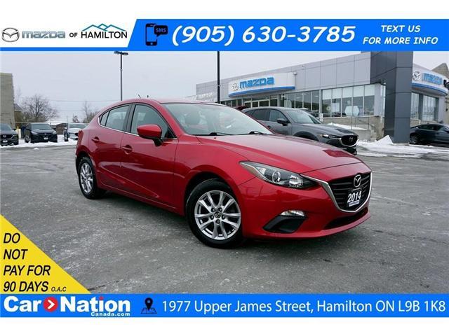 2014 Mazda Mazda3 GS-SKY (Stk: HN1916A) in Hamilton - Image 1 of 30