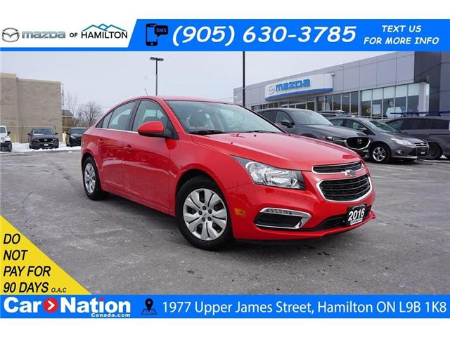 2016 Chevrolet Cruze Limited 1LT (Stk: HR729A) in Hamilton - Image 1 of 30