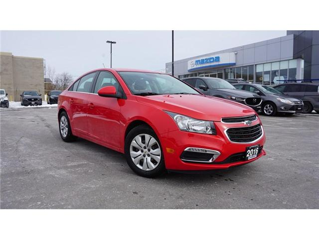 2016 Chevrolet Cruze Limited 1LT (Stk: HR729A) in Hamilton - Image 2 of 30