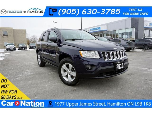 2013 Jeep Compass Sport/North (Stk: HU730A) in Hamilton - Image 1 of 30