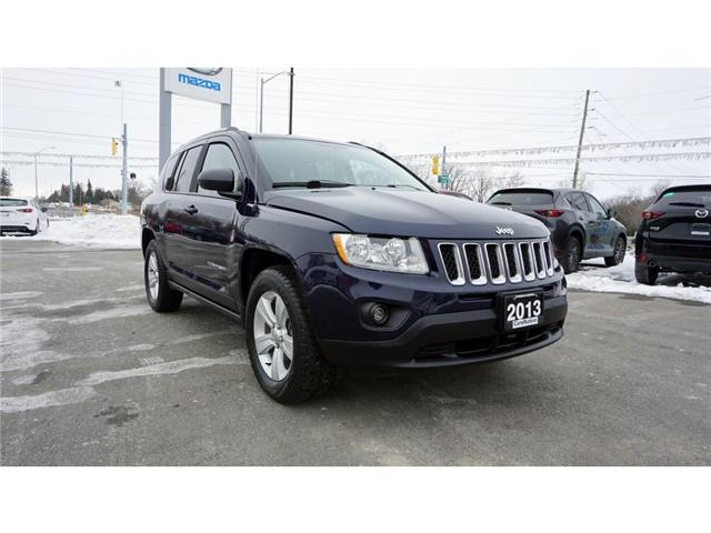 2013 Jeep Compass Sport/North (Stk: HU730A) in Hamilton - Image 4 of 30