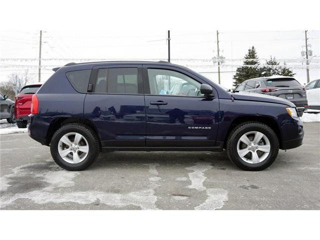 2013 Jeep Compass Sport/North (Stk: HU730A) in Hamilton - Image 5 of 30